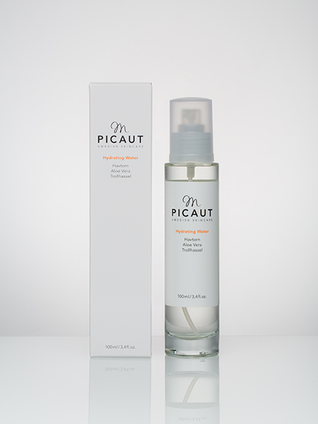 M Picaut – Hydrating Water