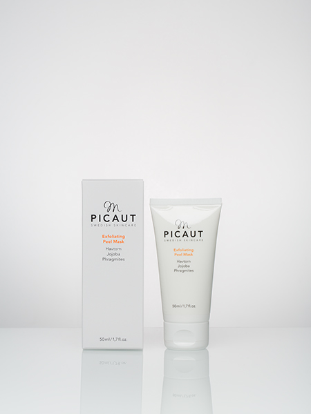 M Picaut – Exfoliating Peel Mask