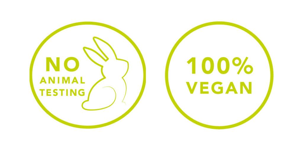 Nio av elva produkter i M Picauts hudvårdsserie är veganska.