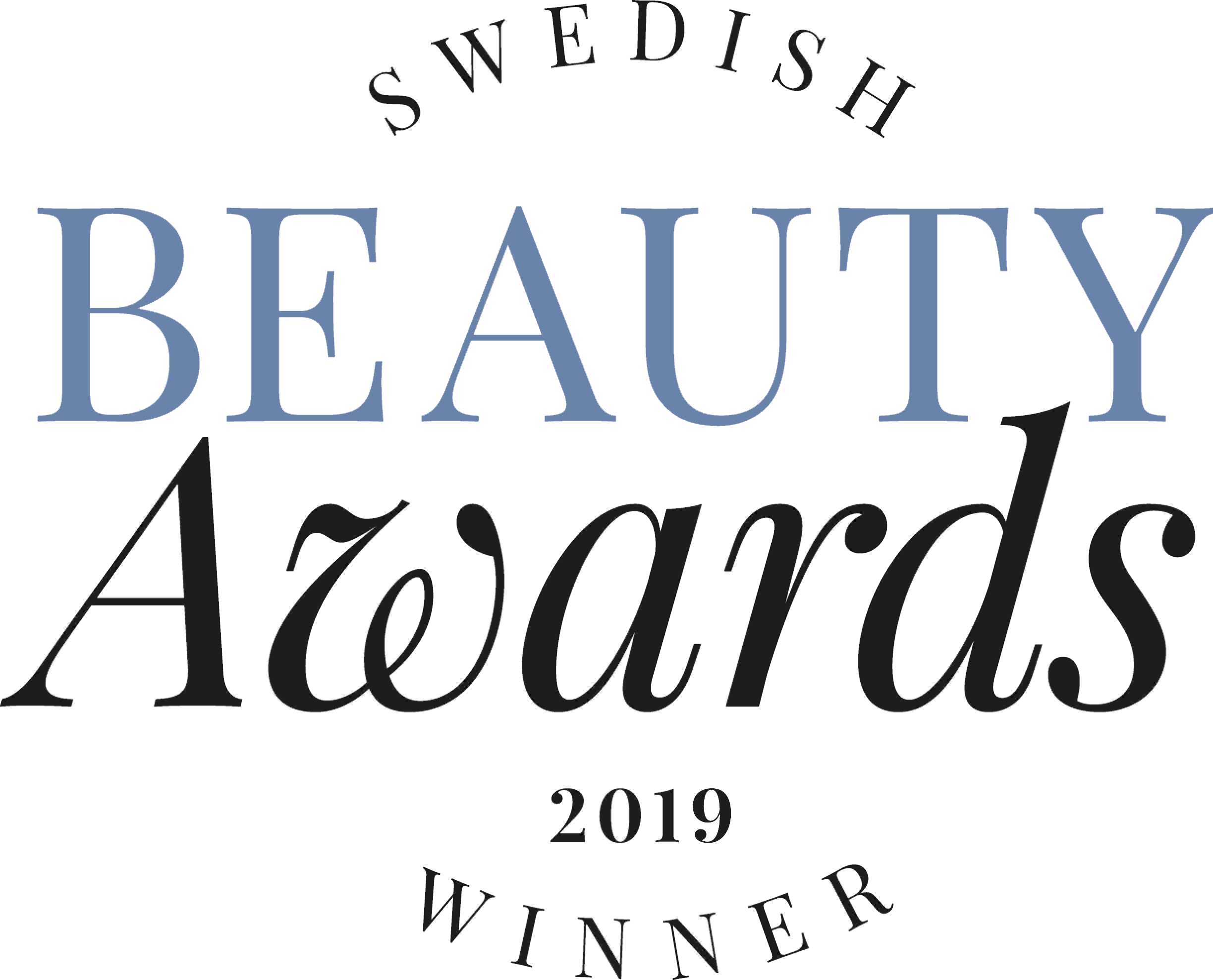 Vinnare av Swedish Beauty Awards 2019