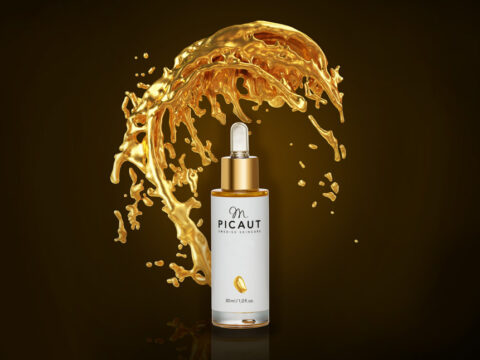 Gold Magician Firming Oil